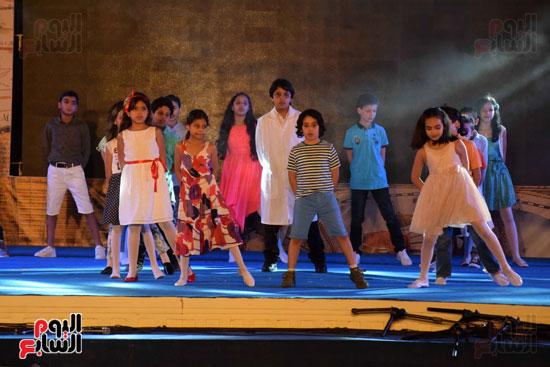 أطفال مدرسة دار الطفل يتألقون بحفلهم السنوى بجامعة MSA (18)