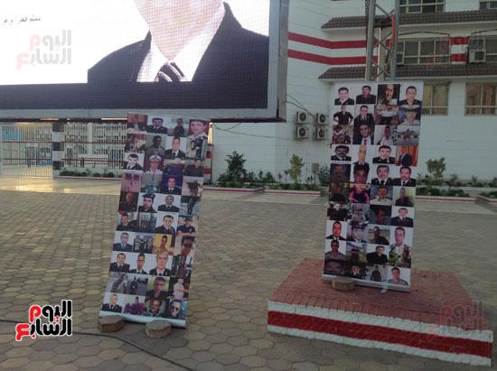 تكريم أهالى الشهداء بنادى الزمالك بحضور أعضاء بمجلس النواب (8)