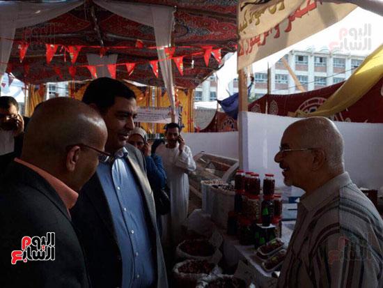 افتتاح-معرض-اهلا-رمضان-بالإسكندرية-5