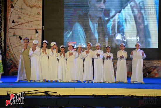 أطفال مدرسة دار الطفل يتألقون بحفلهم السنوى بجامعة MSA (66)