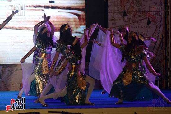 أطفال مدرسة دار الطفل يتألقون بحفلهم السنوى بجامعة MSA (1)