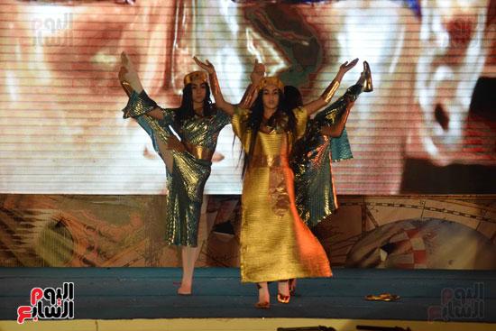أطفال مدرسة دار الطفل يتألقون بحفلهم السنوى بجامعة MSA (79)