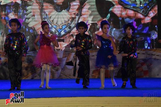 أطفال مدرسة دار الطفل يتألقون بحفلهم السنوى بجامعة MSA (55)