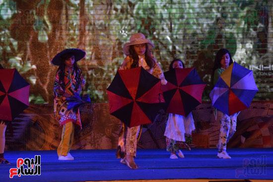 أطفال مدرسة دار الطفل يتألقون بحفلهم السنوى بجامعة MSA (76)