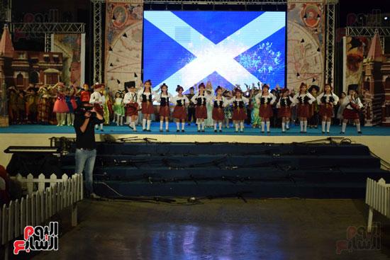 أطفال مدرسة دار الطفل يتألقون بحفلهم السنوى بجامعة MSA (74)