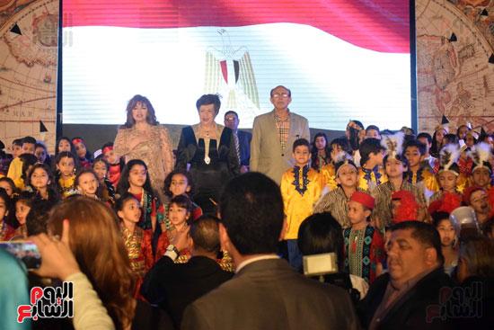 أطفال مدرسة دار الطفل يتألقون بحفلهم السنوى بجامعة MSA (38)