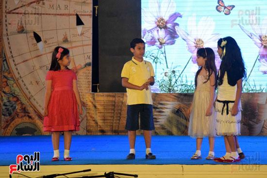 أطفال مدرسة دار الطفل يتألقون بحفلهم السنوى بجامعة MSA (56)