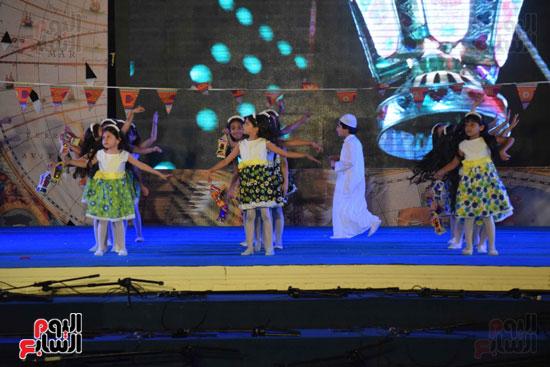 أطفال مدرسة دار الطفل يتألقون بحفلهم السنوى بجامعة MSA (65)