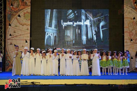 أطفال مدرسة دار الطفل يتألقون بحفلهم السنوى بجامعة MSA (67)