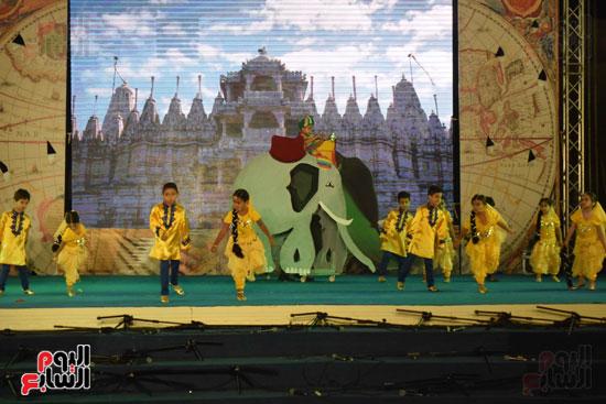 أطفال مدرسة دار الطفل يتألقون بحفلهم السنوى بجامعة MSA (50)
