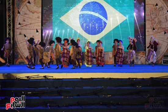 أطفال مدرسة دار الطفل يتألقون بحفلهم السنوى بجامعة MSA (69)