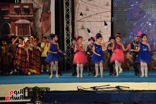 أطفال مدرسة دار الطفل يتألقون بحفلهم السنوى بجامعة MSA (70)