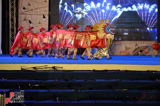 أطفال مدرسة دار الطفل يتألقون بحفلهم السنوى بجامعة MSA (58)