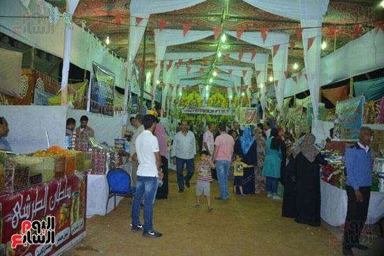 افتتاح-معرض-اهلا-رمضان-بالإسكندرية-1