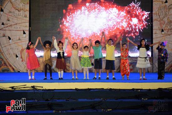 أطفال مدرسة دار الطفل يتألقون بحفلهم السنوى بجامعة MSA (68)