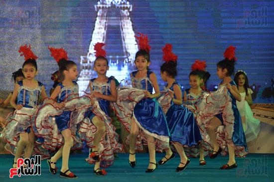 أطفال مدرسة دار الطفل يتألقون بحفلهم السنوى بجامعة MSA (43)