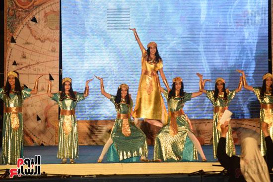 أطفال مدرسة دار الطفل يتألقون بحفلهم السنوى بجامعة MSA (19)