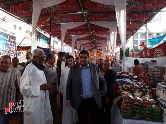 افتتاح-معرض-اهلا-رمضان-بالإسكندرية-2