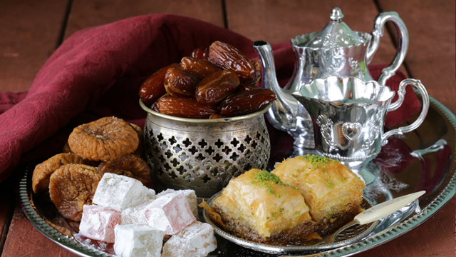 أطعمة رمضان