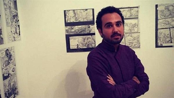 الروائى أحمد ناجى