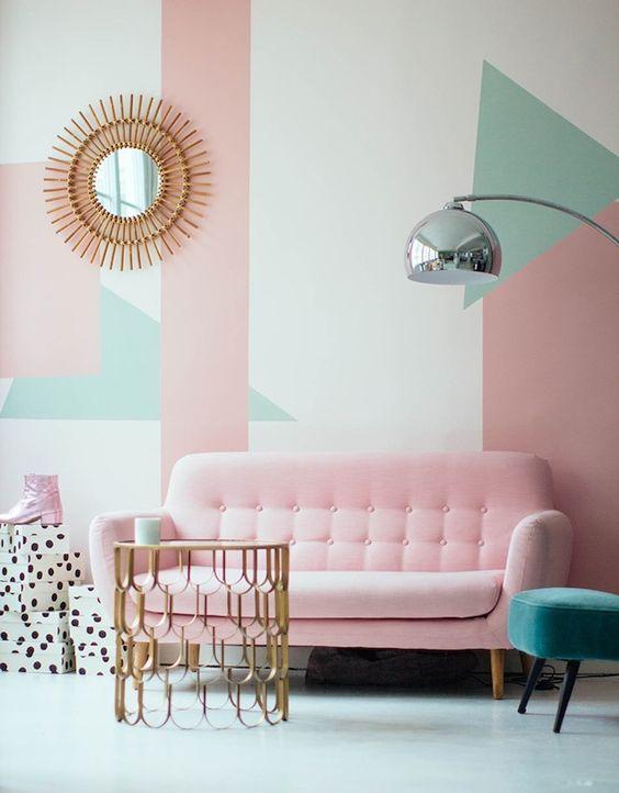 لو بتجهزى شقتك إزاى تختارى العفش مع الجدران بألوان الباستيل اليوم السابع