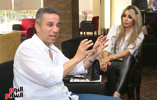 العميد محمد سمير و زوجته (6)