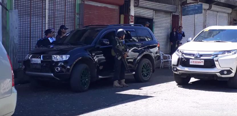 عناصر داعش في المدينة
