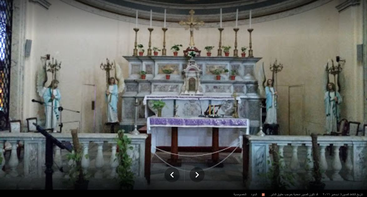 كنيسة سانت أوجينى  (2)