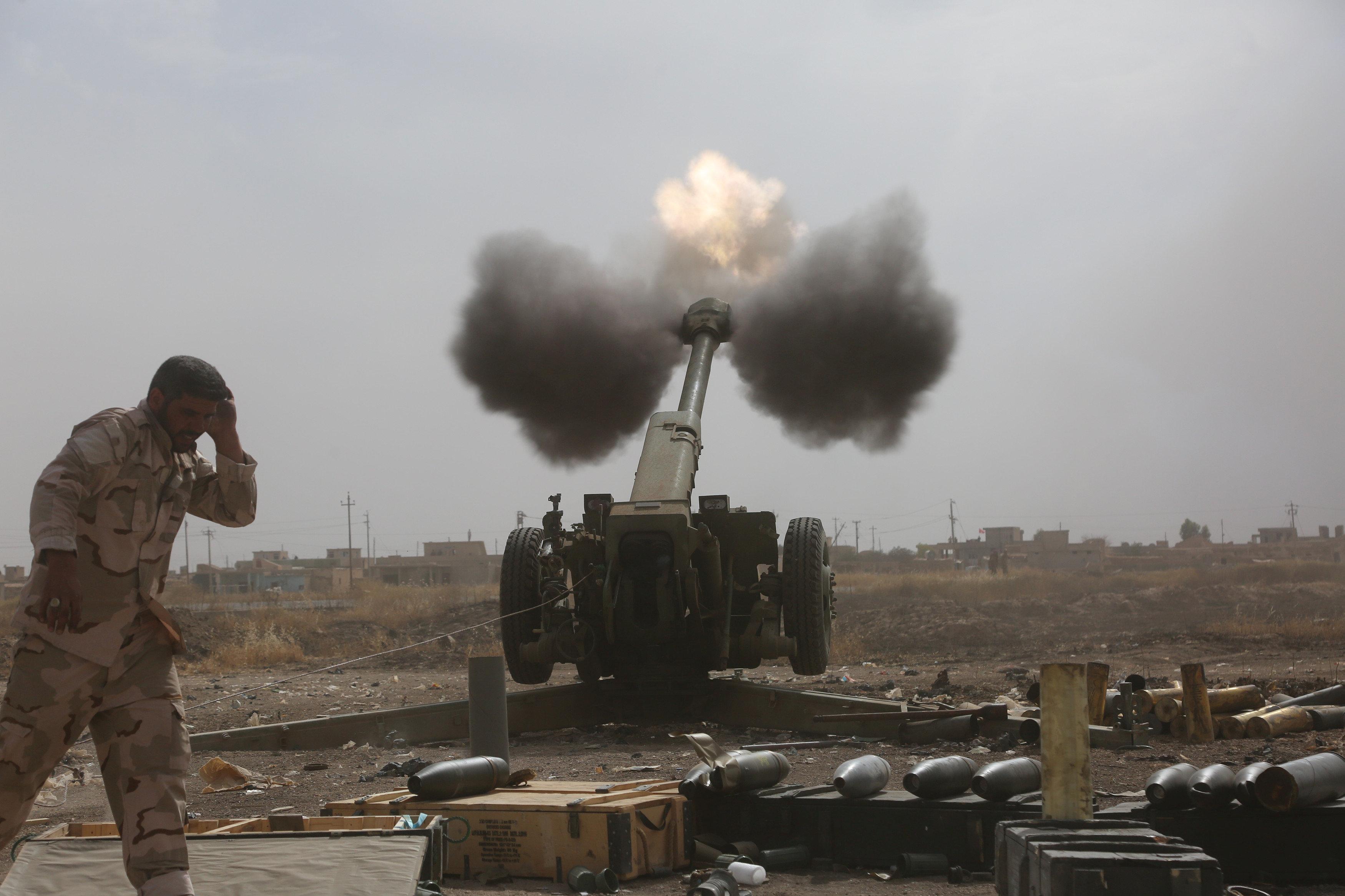 اخبار العراق العاجلة - مقتل مستشار سليماني غرب الموصل