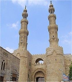 مسجد مؤيد شيخ (7)