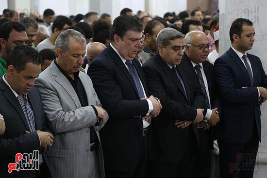 جنازة صفاء حجازى (4)