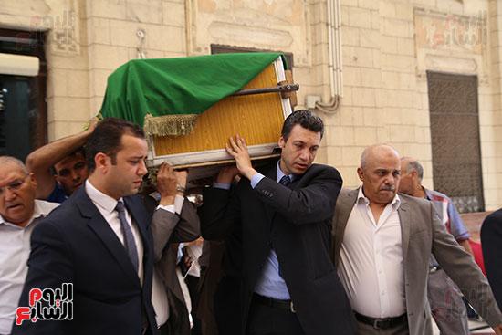 جنازة صفاء حجازى (11)