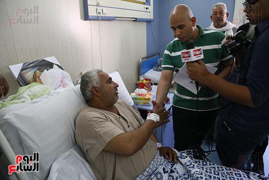 حوار مع سائق اتوبيس حادث المنيا (2)