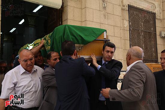 جنازة صفاء حجازى (10)