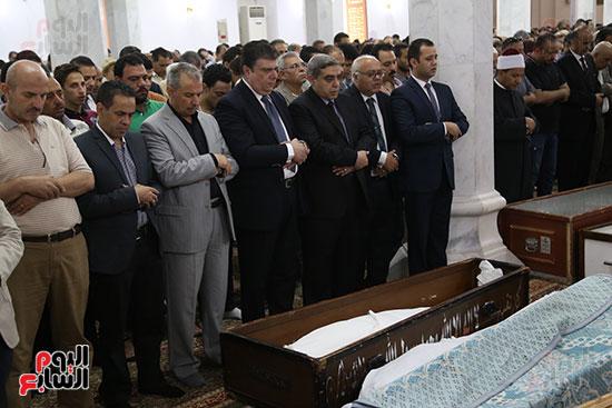 جنازة صفاء حجازى (6)