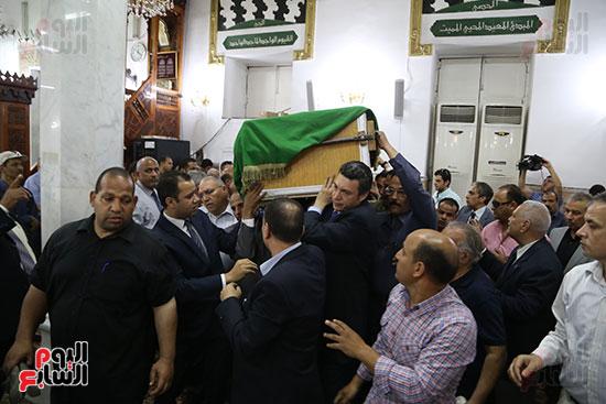 جنازة صفاء حجازى (9)