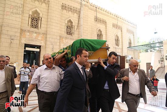 جنازة صفاء حجازى (12)