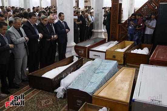 جنازة صفاء حجازى (5)