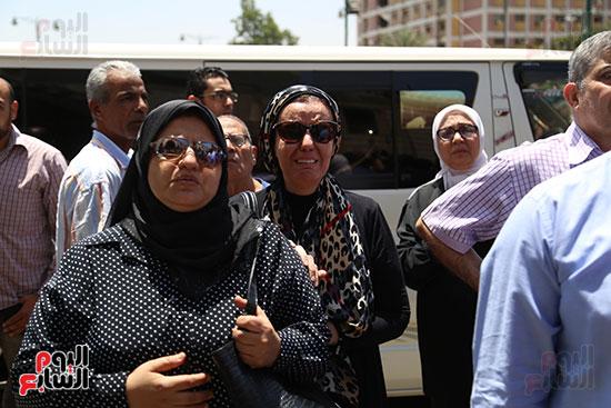 جنازة صفاء حجازى (15)