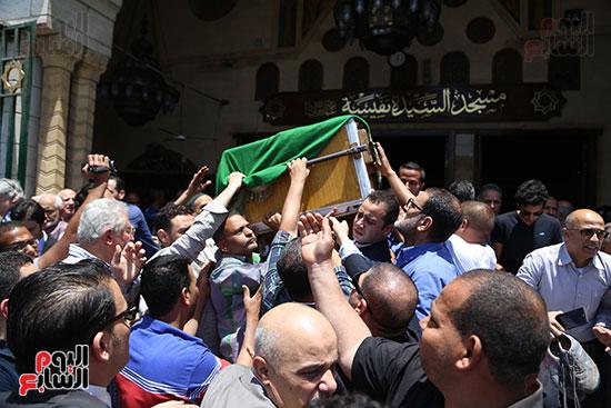 جنازة صفاء حجازى (13)