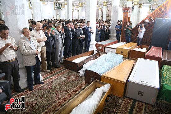 جنازة صفاء حجازى (3)