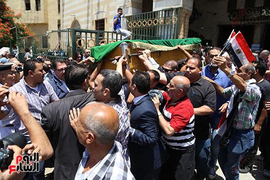 جنازة صفاء حجازى (17)
