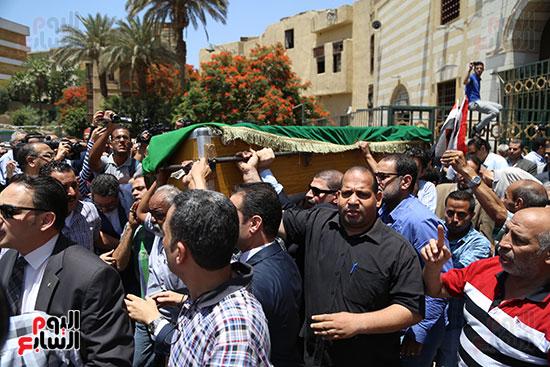 جنازة صفاء حجازى (18)