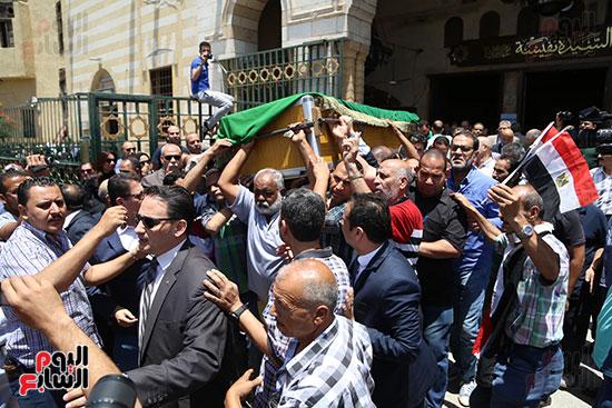 جنازة صفاء حجازى (16)