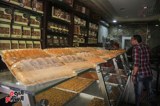 محلات الحلويات