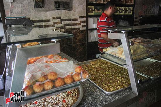أنواع الحلويات السورية