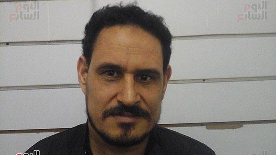 أحمد عبد الباقى الطاهر يتحدث لليوم السابع