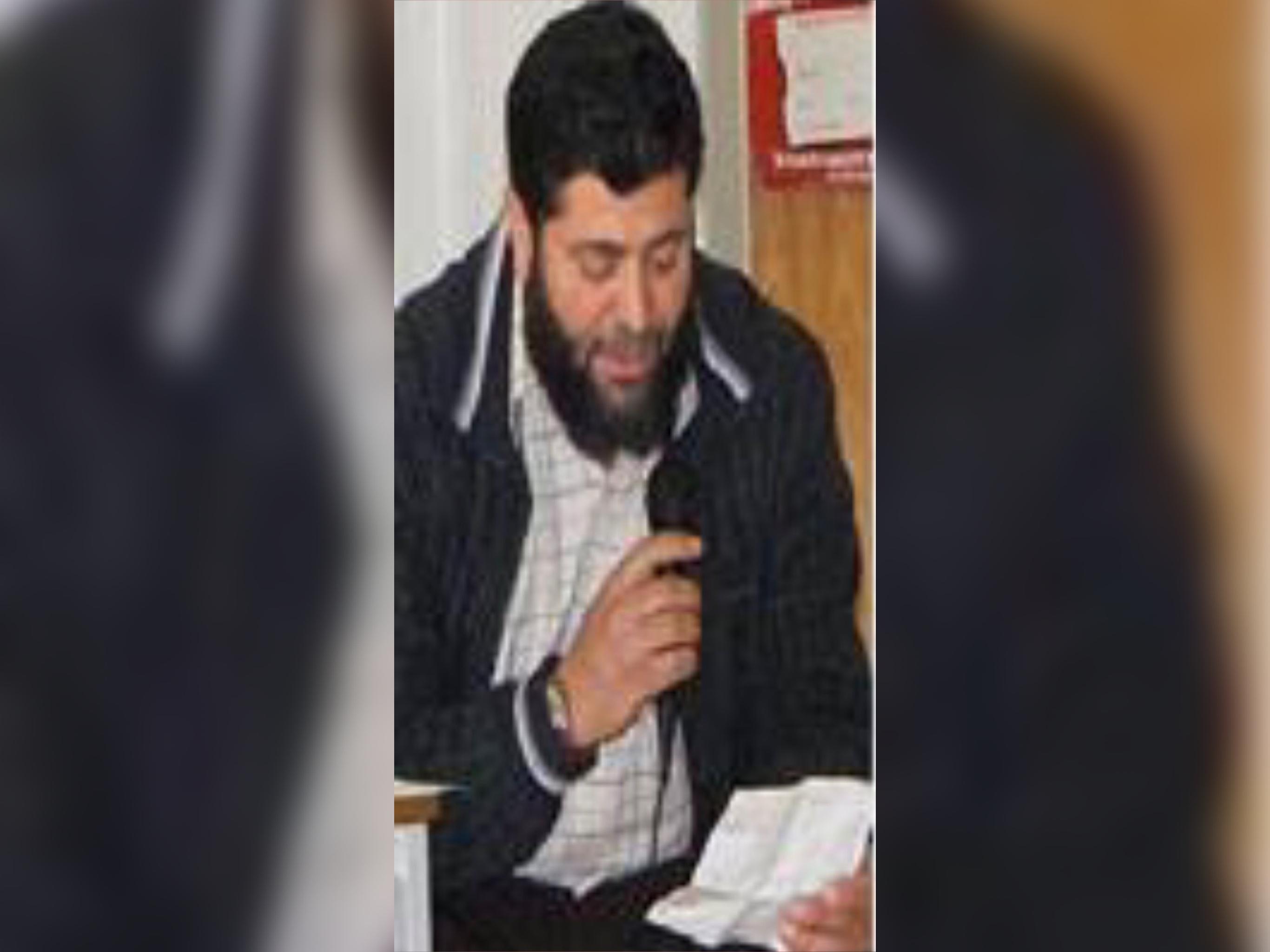 خالد نصرات والد الإرهابى