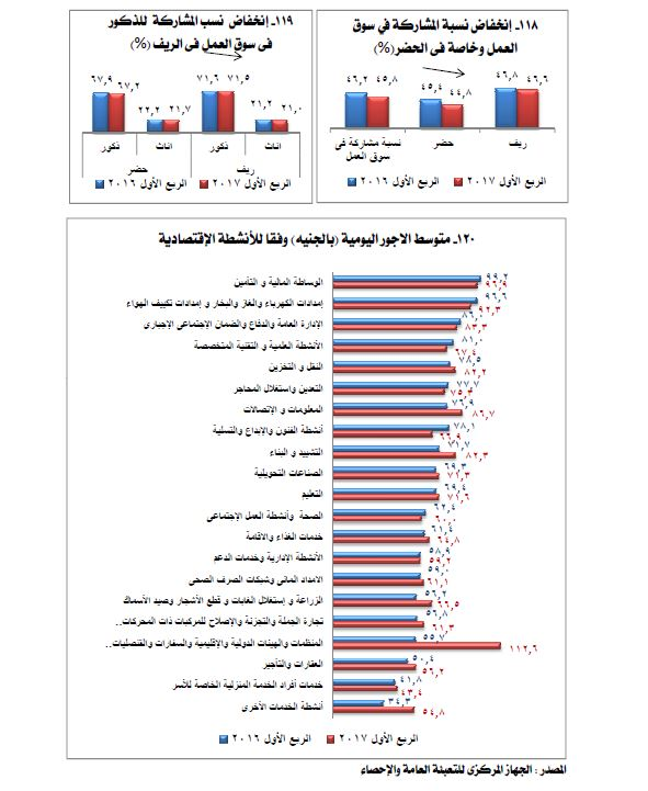 السكان وقوة العمل 3