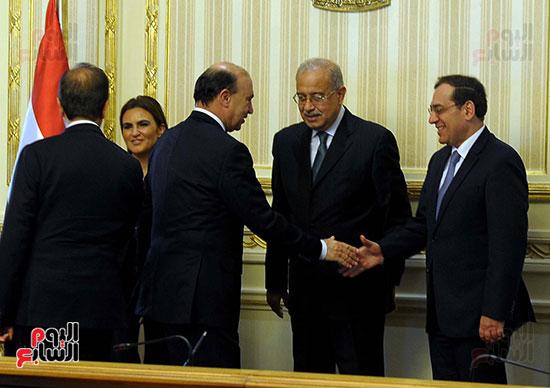توقيع اتفاقية تسوية بين سونكر و اقتصادية قناة السويس (10)